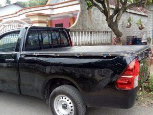 Terpal Tutup Bak Pickup/Truck